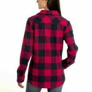 Orvis Jackets & Coats - Orvis Ladies Fleece Lined Shirt Jacket